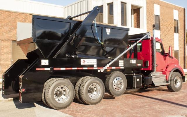 Ace Lugger Hoist Truck Body Michigan
