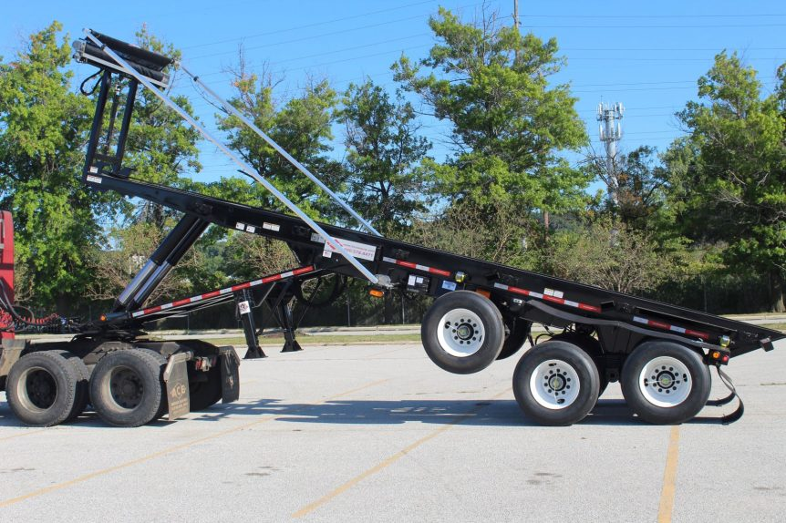 Ace 32' Roll Off Trailer