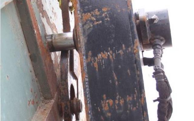 Lugger Cargo Securement Dump Pins - Ace Lugger Hoist