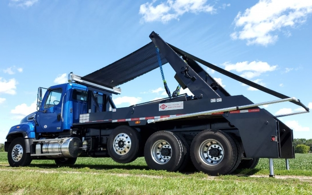 Ace Lugger Truck Roll Rite Tarp System