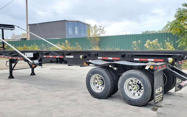 Ace Roll Off Trailer for Sale from Dealer - Hale Trailer