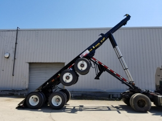 Ace Quad-Axle Roll-off Trailer